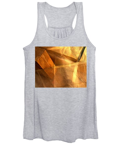 Gold Still Women's Tank Top