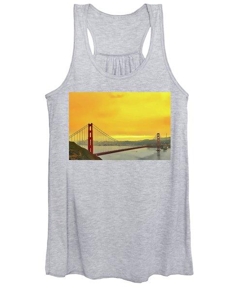 Golden Gate Women's Tank Top