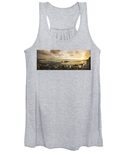 Goodbye Sunshine Women's Tank Top