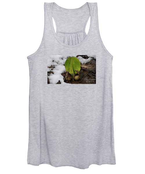 Goodbye Winter Women's Tank Top