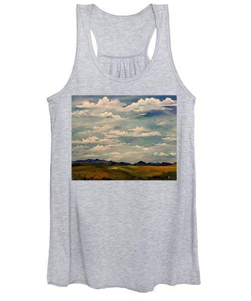 Got Clouds Women's Tank Top