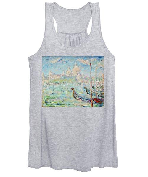 Grand Canal Venice Women's Tank Top