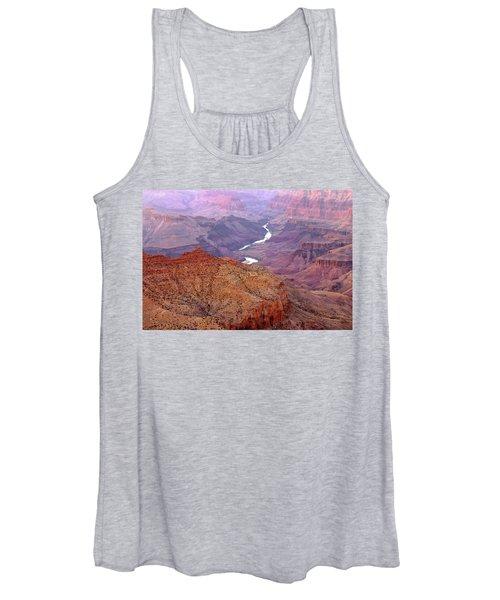 Grand Canyon River View Women's Tank Top