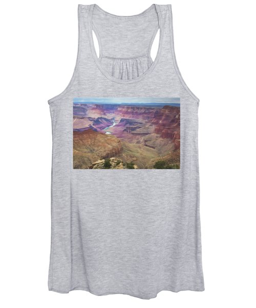 Grand Canyon Suite Women's Tank Top