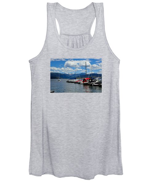 Grand Lake And Indian Peaks Wilderness Women's Tank Top
