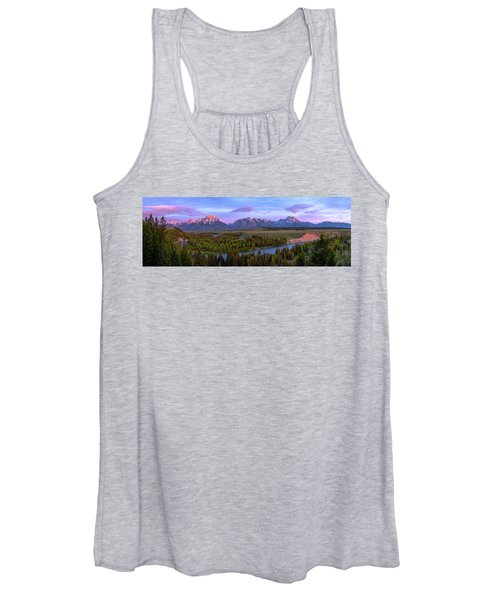 Grand Tetons Women's Tank Top