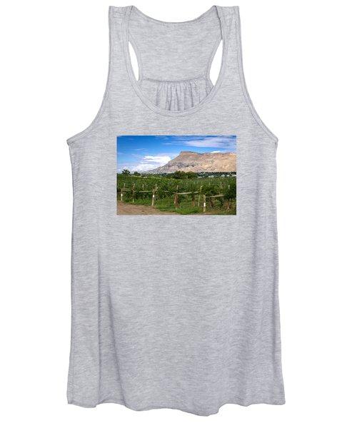 Grand Valley Vineyards Women's Tank Top