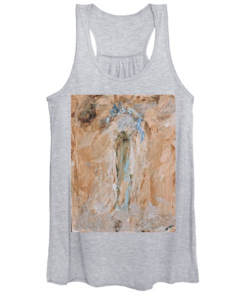 Granny Angel Women's Tank Top