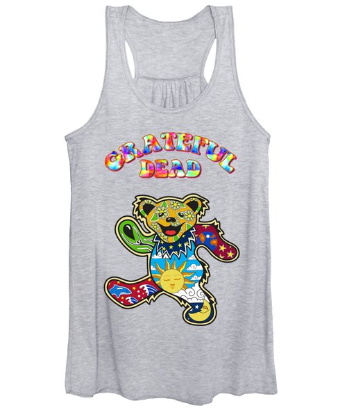 Grateful Dead Women's Tank Top