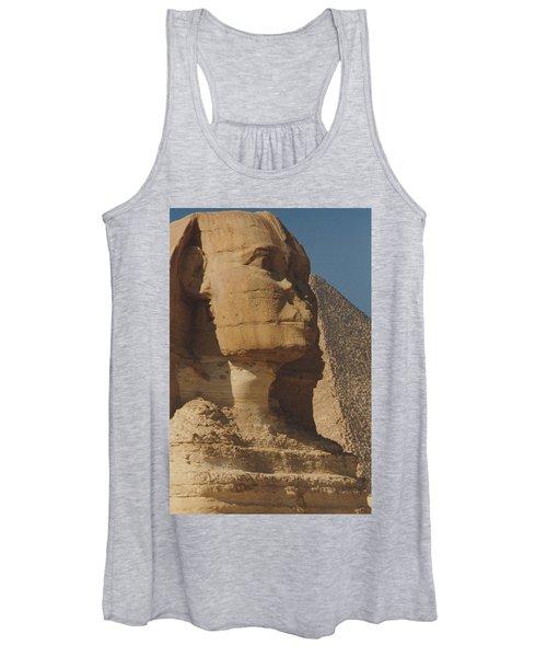 Great Sphinx Of Giza Women's Tank Top