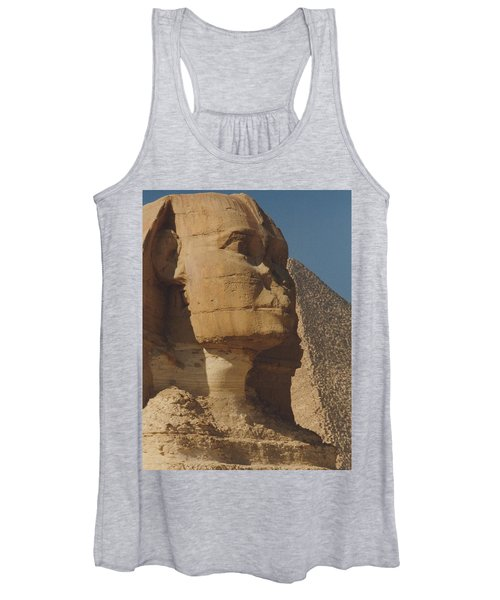 Great Sphinx Of Giza Women's Tank Top