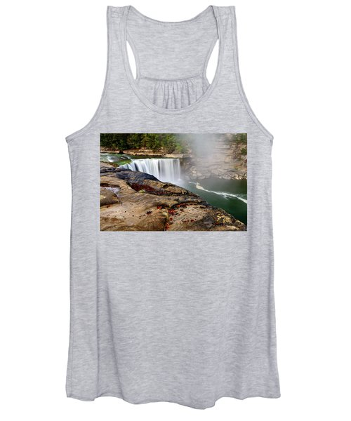 Green River Falls Women's Tank Top