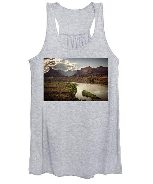 Green River, Utah Women's Tank Top