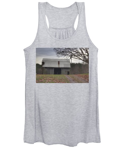 0014 - Grey Horse Barn Women's Tank Top