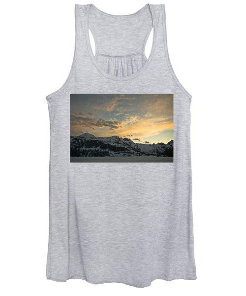 Grey Wolf Lake Women's Tank Top