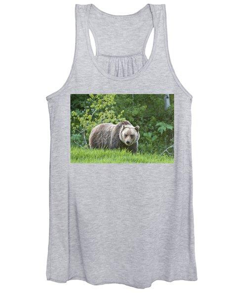 Grizzly Bear Women's Tank Top