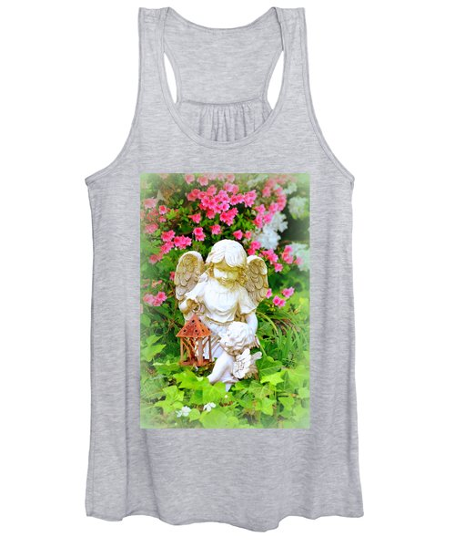 Guardian Angel Women's Tank Top