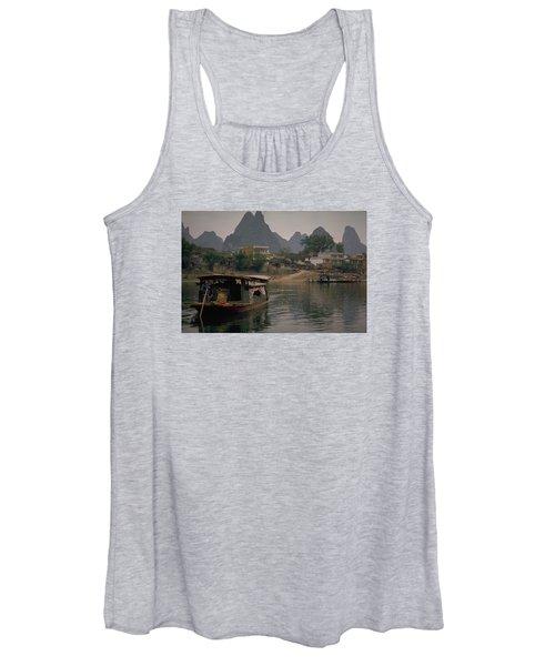 Guilin Limestone Peaks Women's Tank Top