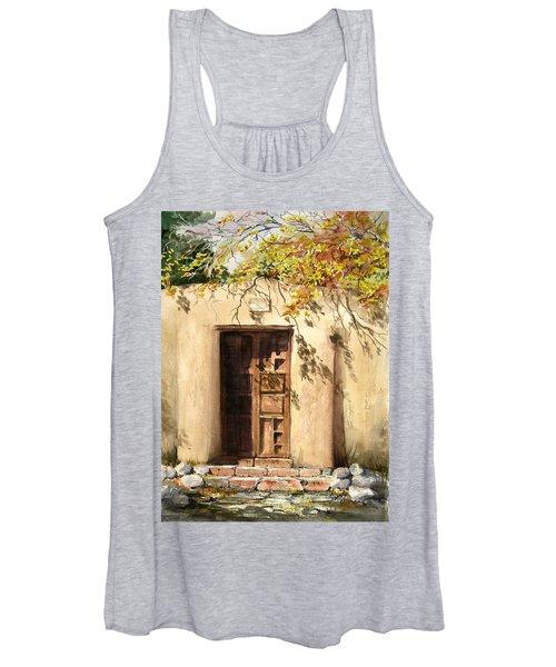 Hacienda Gate Women's Tank Top