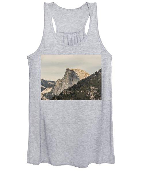 Half Dome Yosemite Valley Yosemite National Park Women's Tank Top