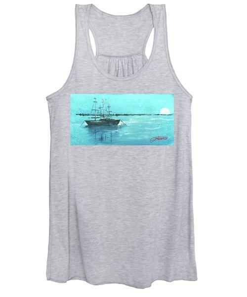 Half Moon Harbor Women's Tank Top