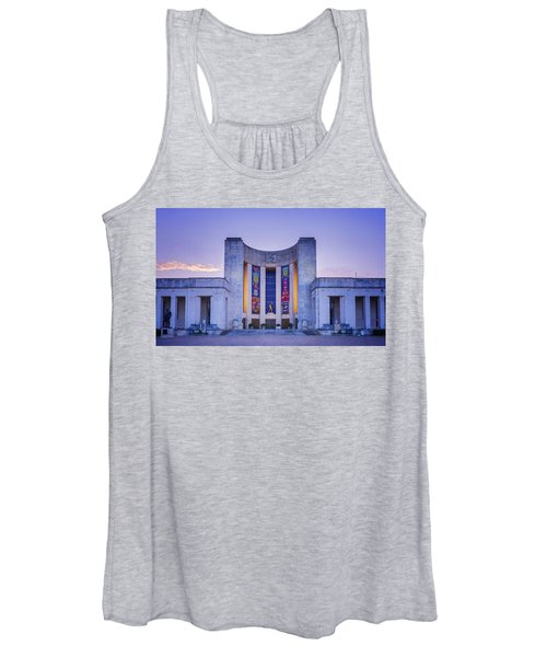 Hall Of State Texas Women's Tank Top