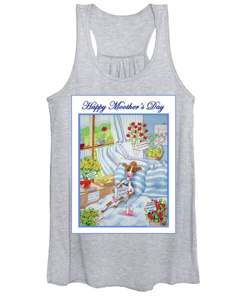Happy Moother's Day Women's Tank Top