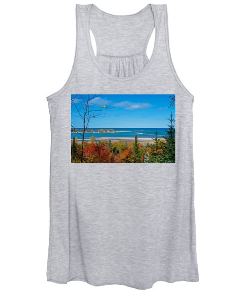 Harbor View  Women's Tank Top