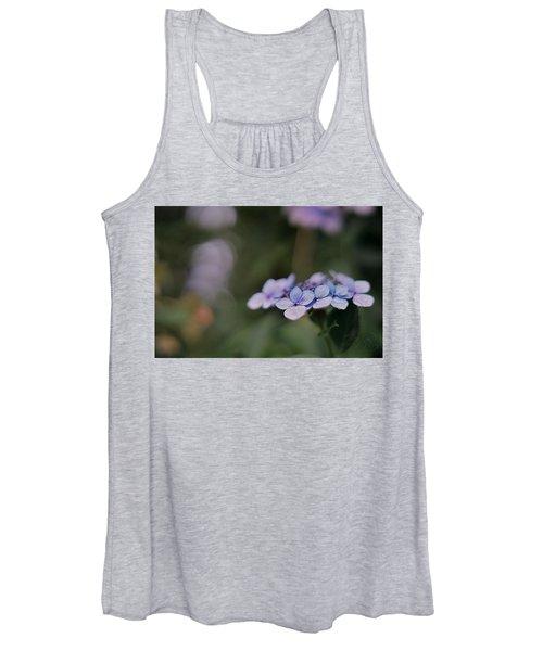 Hardy Blue Women's Tank Top