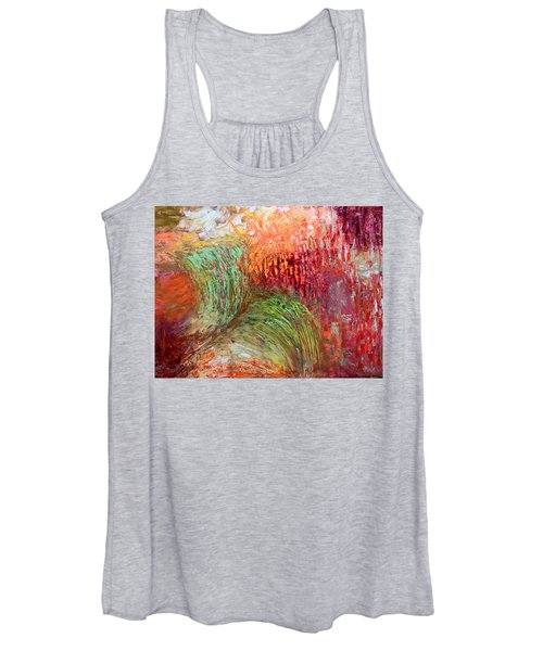 Harvest Abstract Women's Tank Top