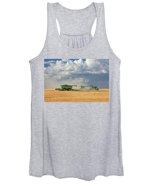 Harvest Clouds Women's Tank Top