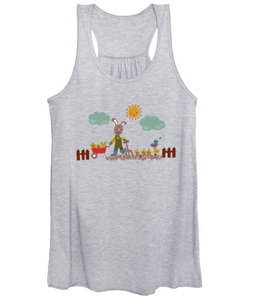 Harvest Time Women's Tank Top