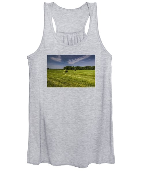Harvested Women's Tank Top