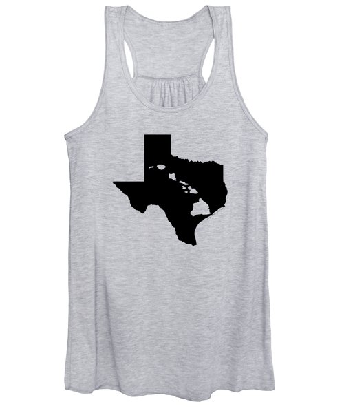 Hawai'i And Texas Roots By Hawaii Nei All Day Women's Tank Top