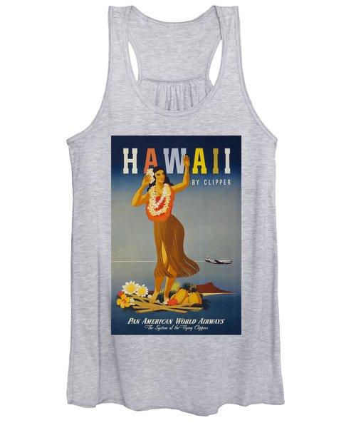 Hawaii By Clipper Women's Tank Top