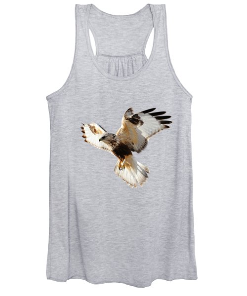 Hawk T-shirt Women's Tank Top