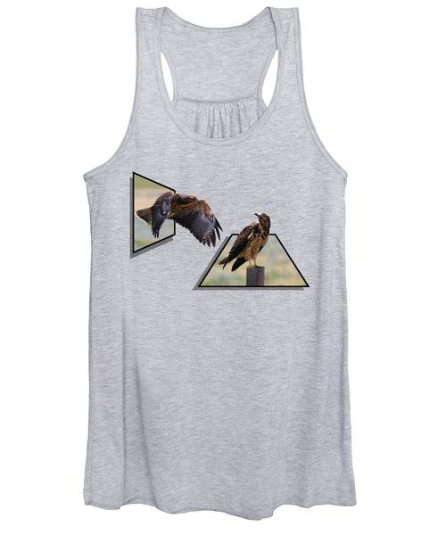 Hawks Women's Tank Top