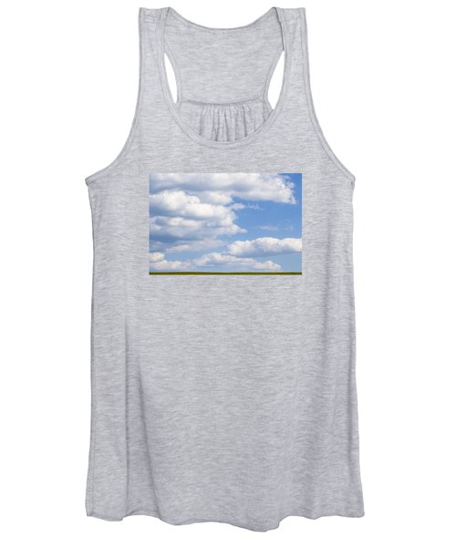 Head In The Clouds Women's Tank Top