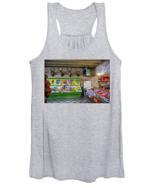 Heads Of State Women's Tank Top