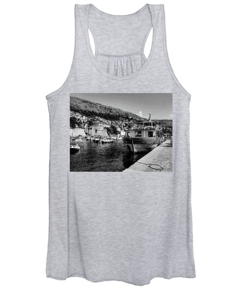 Heart Of The Harbour Women's Tank Top