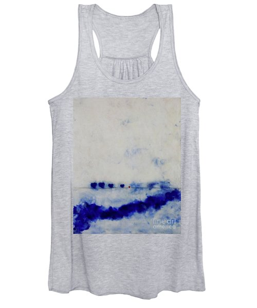 Hearts On A Wire Women's Tank Top