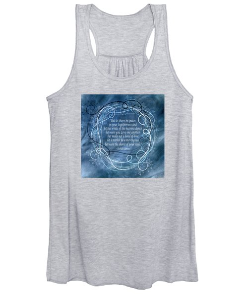 Heavens Dance Women's Tank Top
