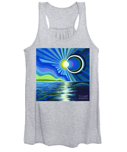 Here Come The Sun Women's Tank Top