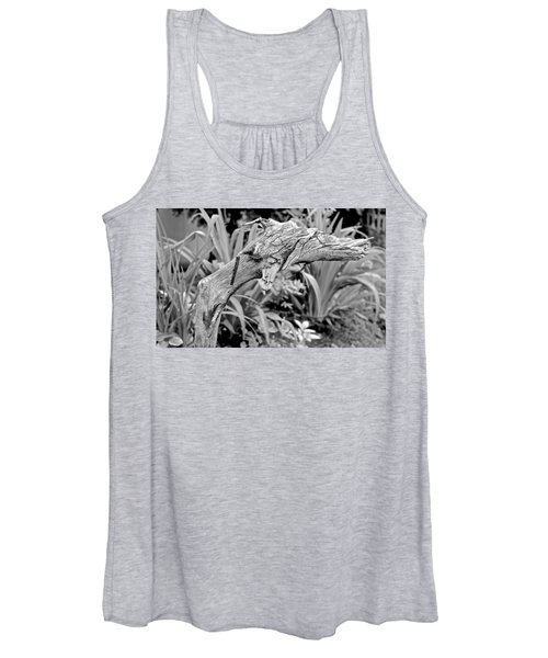 Here There Be Dragons Women's Tank Top