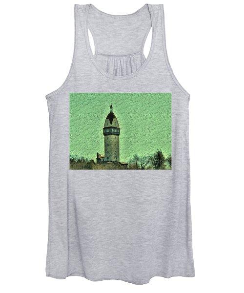 Heublein Tower Women's Tank Top