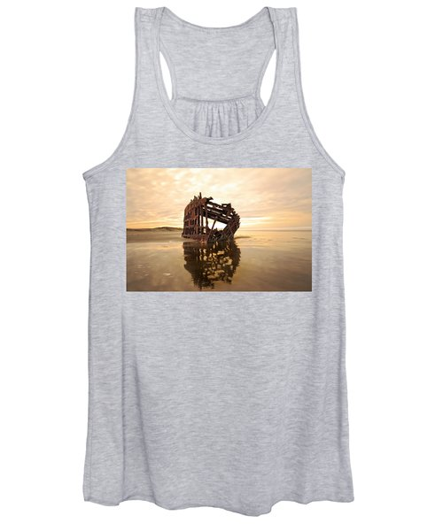 High And Dry, The Peter Iredale Women's Tank Top