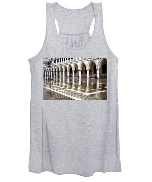 High Water At St. Mark's  Women's Tank Top