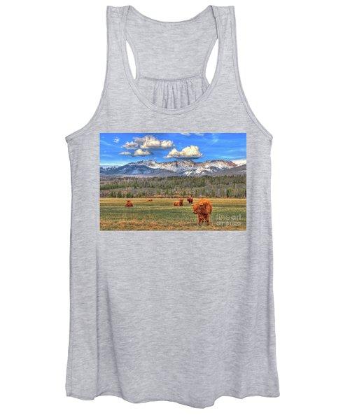 Highland Colorado Women's Tank Top