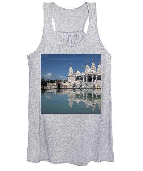 Hindu Temple Women's Tank Top