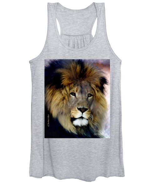 His Majesty The King Women's Tank Top
